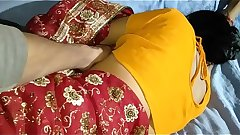 Indian lalita Singh  just married fucked in saree